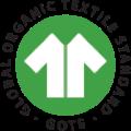 Logo de GOTS : Global Organic Textiles Standard