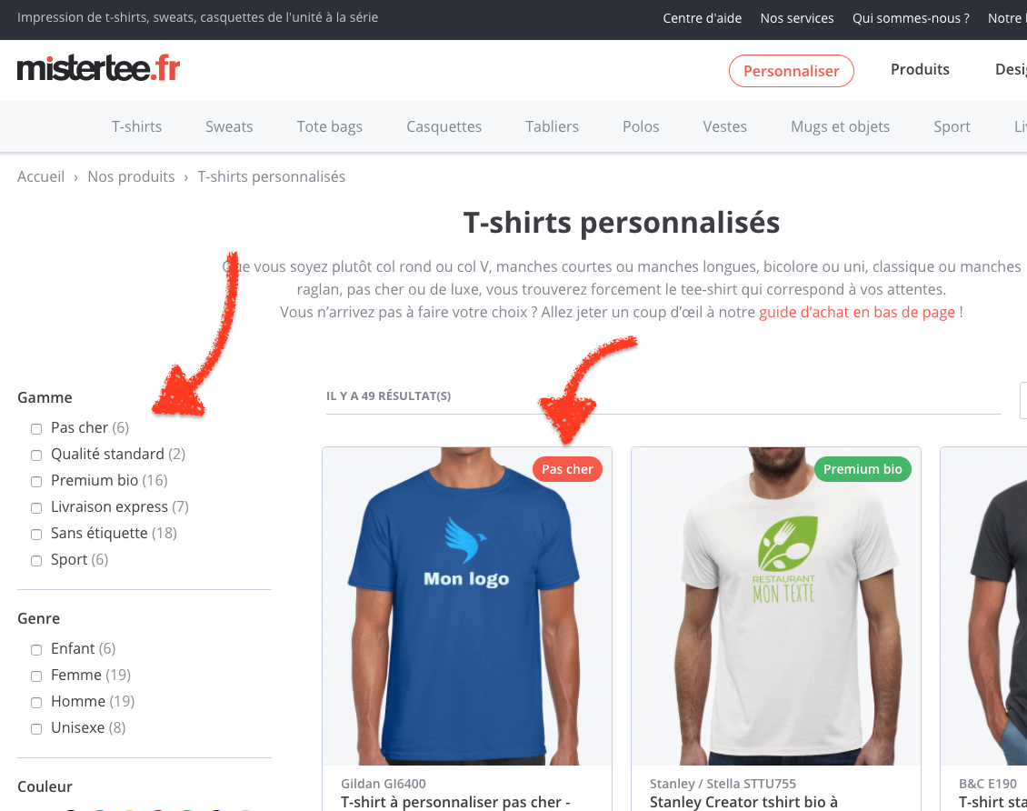 6 Astuces Pour Creer Des T Shirts Personnalises Vraiment Pas Chers Mister Tee