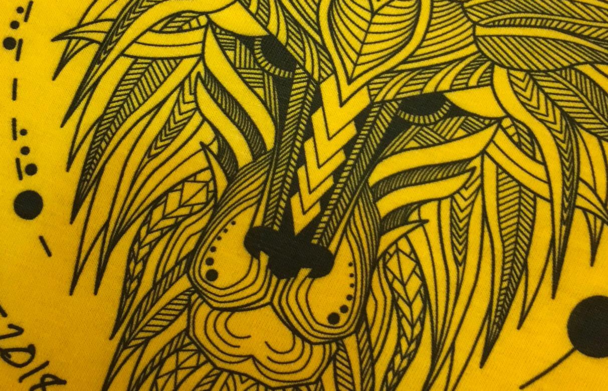 serigraphie 1 couleur pas cher