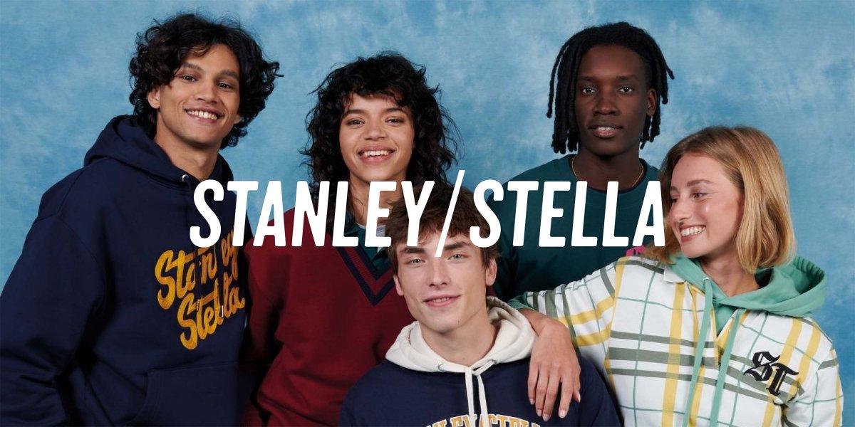 Collection Automne/Hiver 2021 de la marque éco-responsable Stanley/Stella