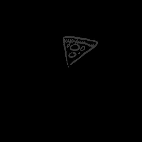 Petite pizza