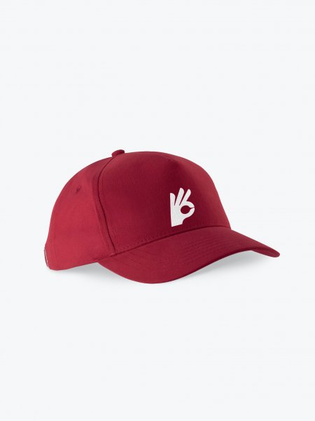 La KP051 personnalisable de profil en coloris Red