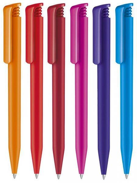 Le stylo Super Hit Matt à personnaliser disponible dans 15 coloris