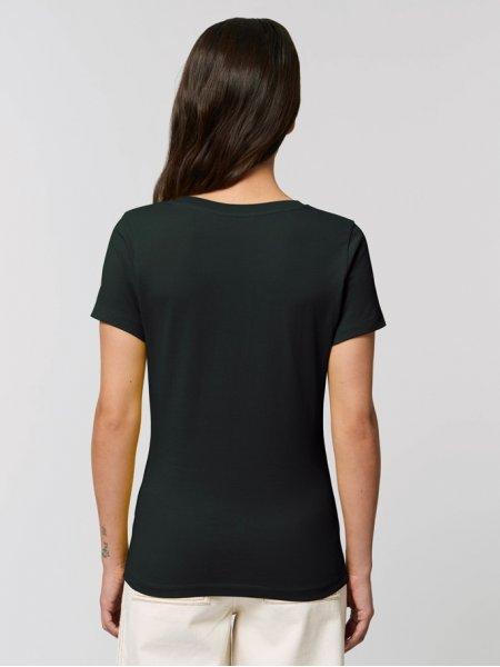 Dos du Tee shirt femme Expresser coloris black