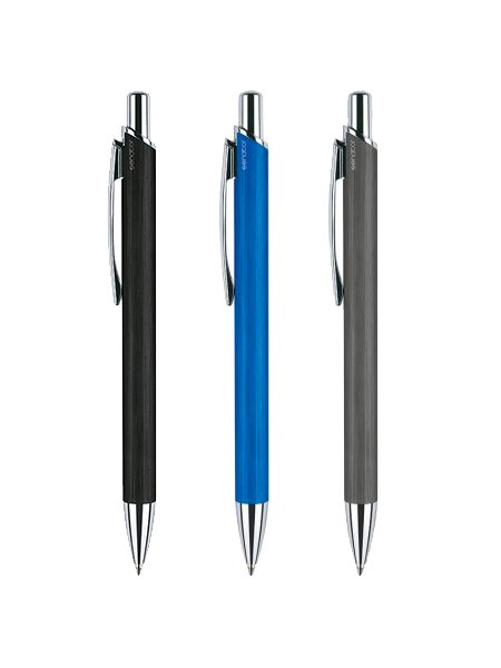 Le stylo métal Citizen à personnaliser en coloris Black, Blue et Anthracite