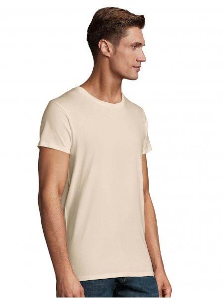 Tee-shirt en coton bio Crusader en coloris Naturel