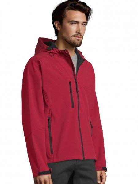 Veste Softshell homme Replay en coloris Rouge