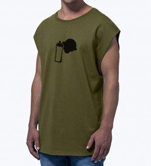 fa971d5012d Build Your Brand BY049 • T-shirt homme sans manches à personnaliser