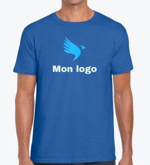 T shirt personnalisé pas cher - Impression
