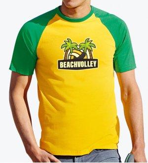 bfe1037109a8c Fruit of the Loom SC61026 • Tee shirt manches raglan contrastées à  personnaliser