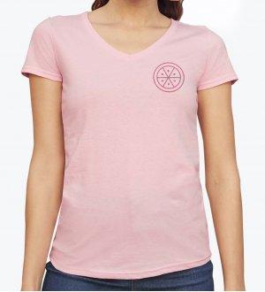 8565c1dcd95 Fruit of the Loom SC61398 • T-shirt coupe femme col V à personnaliser