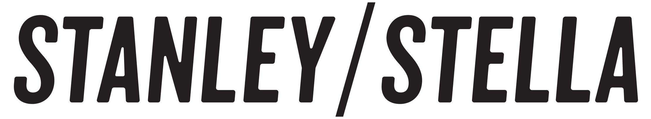 Logo Stanley / Stella
